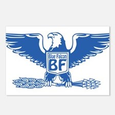 Blue Falcon Postcards (Package of 8)