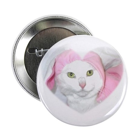 The Easter Kitty Button