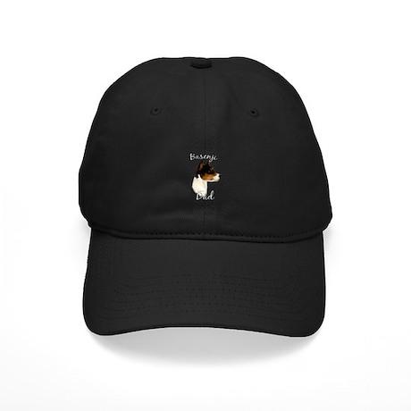 Basenji Dad2 Black Cap