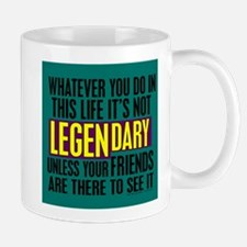 Barney's Legendary Quote Mugs