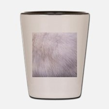 RABBIT FUR Shot Glass