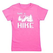 Cute Hike Girl's Tee