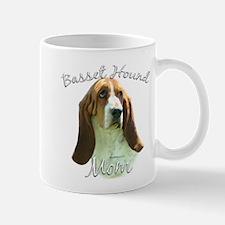 Basset Mom2 Mug