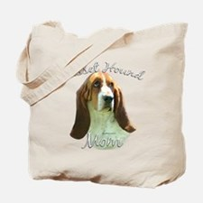 Basset Mom2 Tote Bag