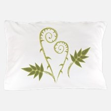 Fern Swirls Pillow Case