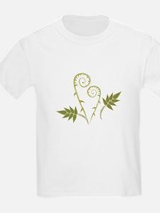 Fern Swirls T-Shirt