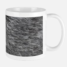 GREY WOLF FUR Small Small Mug