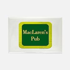 MacLaren's Pub Magnets