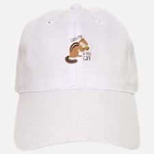 Catch Me Chipmunk Baseball Baseball Baseball Cap