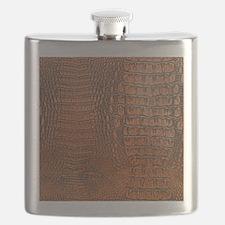 ALLIGATOR SKIN Flask