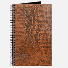 ALLIGATOR SKIN Journal