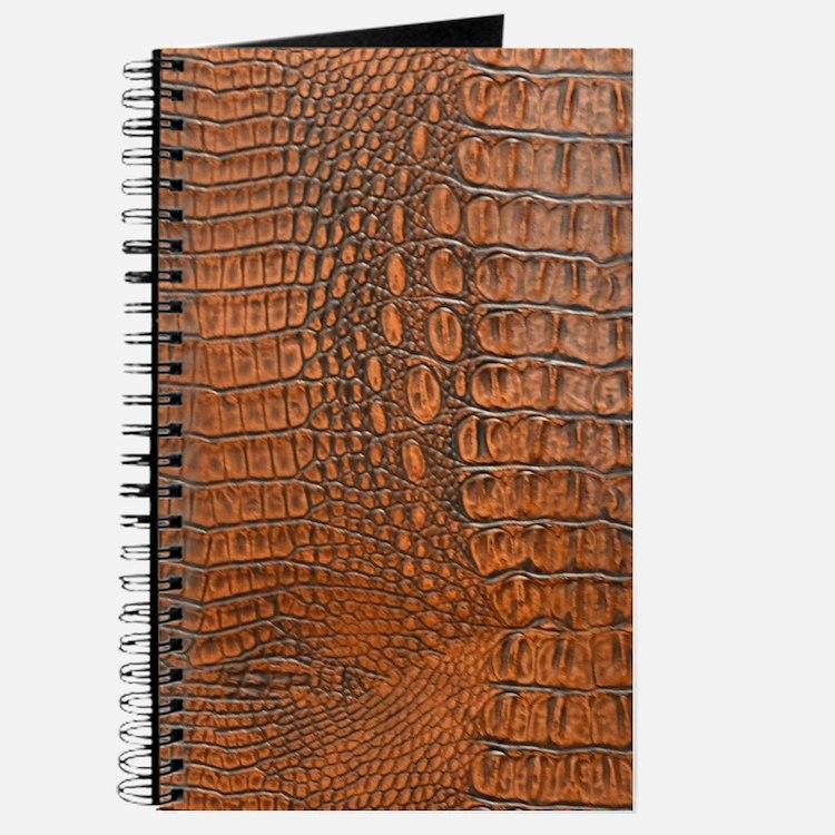 ALLIGATOR SKIN Journal