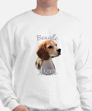 Beagle Mom2 Sweatshirt