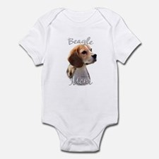 Beagle Mom2 Infant Bodysuit