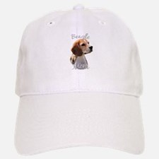 Beagle Mom2 Baseball Baseball Cap