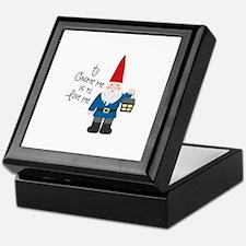 To Gnome Me Keepsake Box
