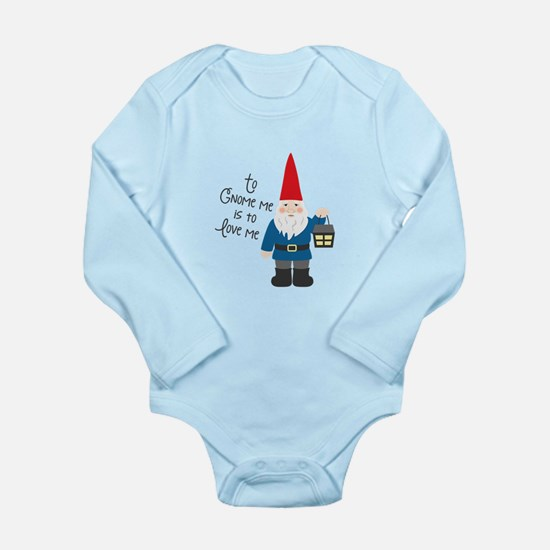 To Gnome Me Body Suit