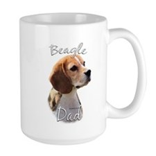 Beagle Dad2 Mug
