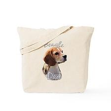 Beagle Dad2 Tote Bag