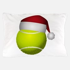 Christmas Tennis Pillow Case