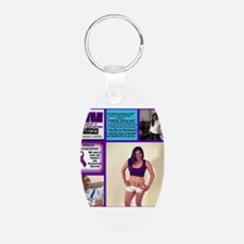 Funny Crohns Keychains