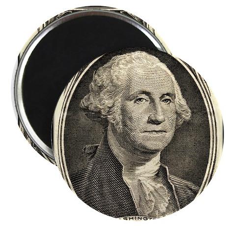 George Washington, $1 Portrait Magnet