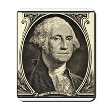 George Washington, $1 Portrait Mousepad