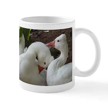 Tufted Roman Goose Mug