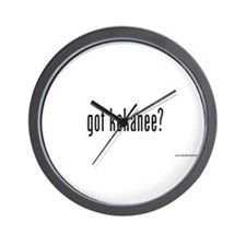 got kokanee Wall Clock