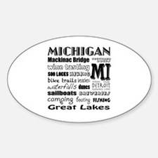 Cute Michigan state spartans Decal