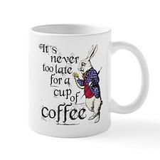 Vintage Alice in The Wonderland Rabbit Mugs