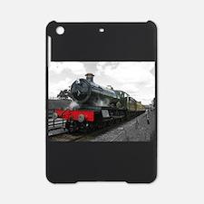 Vintage engine steam railway train iPad Mini Case