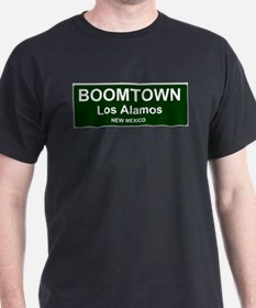 US CITIES - BOOMTOWN! T-Shirt