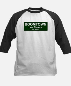 US CITIES - BOOMTOWN! - LOS ALAMOS Baseball Jersey