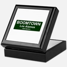 US CITIES - BOOMTOWN! - LOS ALAMOS - Keepsake Box