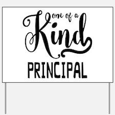 Assistant Principal Yard Signs | Custom Yard & Lawn Signs ...