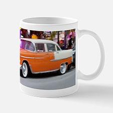 Vintage Automobile Mugs