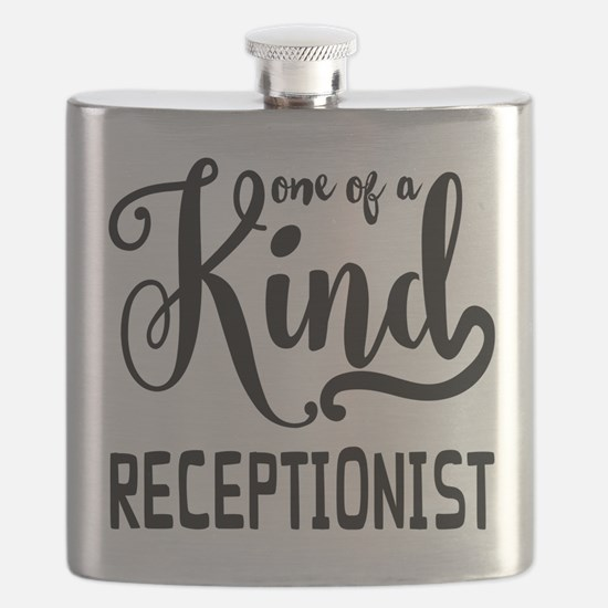 One of a Kind Receptionist Flask