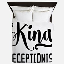 One of a Kind Receptionist Queen Duvet