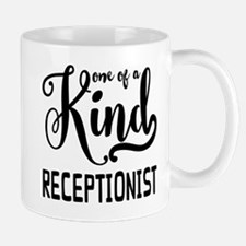 One of a Kind Receptionist Mug