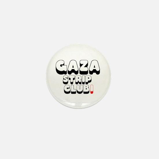 GAZA STRIP CLUB! Mini Button