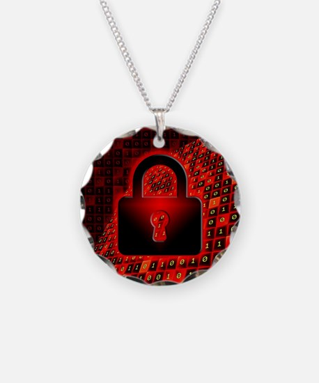 Secure data Necklace