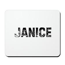Janice Mousepad