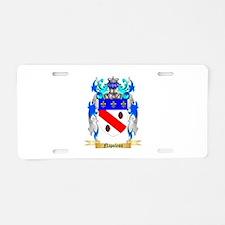 Napoleon Aluminum License Plate