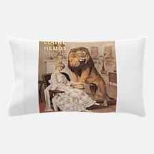 circus art Pillow Case