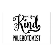 One of a Kind Phlebotomis Postcards (Package of 8)