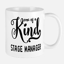 One of a Kind Stage Manager Mug