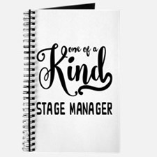 One of a Kind Stage Manager Journal