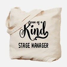 One of a Kind Stage Manager Tote Bag