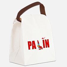 PALIN LIPSTICK TUBES Canvas Lunch Bag